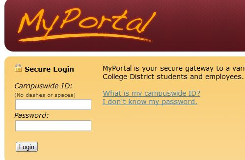 "deanza myportal MyPortal"" registration system used by returning, new students – La ..."