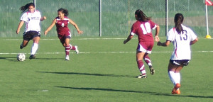 Women's soccer loses to Skyline