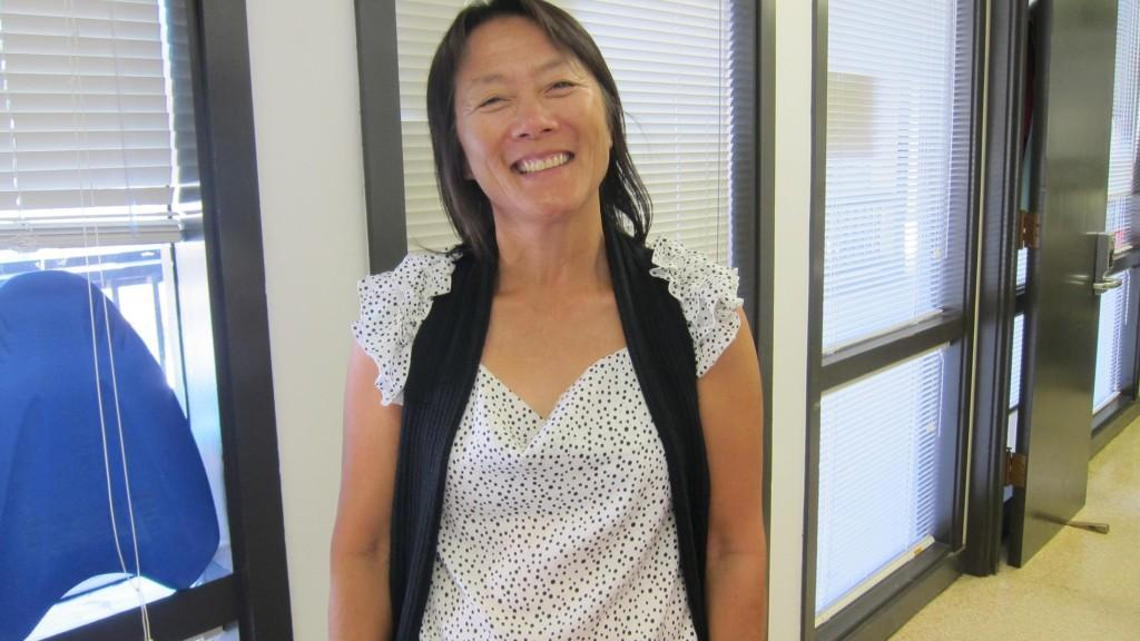 NEW JOB - Coleen Lee-Wheat takes on a new role, responsibilites as the 2012-2013 Academic Year gets underway. Lee-Wheat was appointed to the Dean of Physical Education position Aug. 6 by the Board of Trustees.
