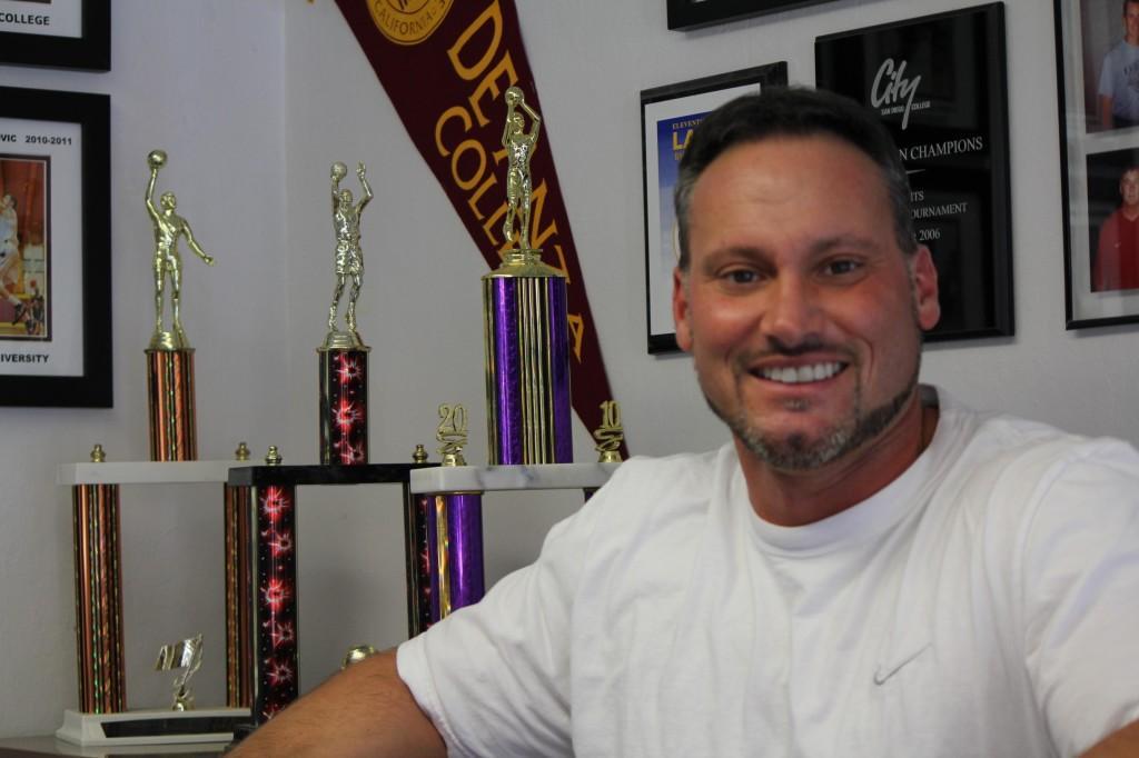 Coach Jason Damjanovic
