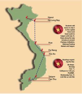 Study Abroad: Vietnam
