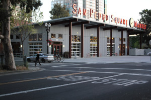 <p><b>San Jose City Lights</b></p>