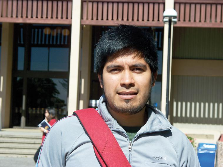 Juan Cruz, 27, Undecided