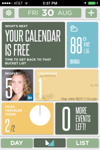 App Review: Mynd Calendar