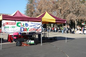 De Anza Club Day Winter 2014