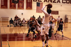 De Anza pulls off big win against Cabrillo