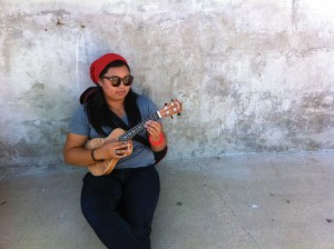 Student profile: A multi-talented ukulele player