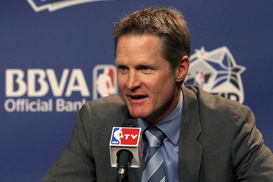 Kerr a step in right direction for Warriors