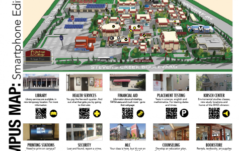 CAMPUS MAP: Smartphone Edition