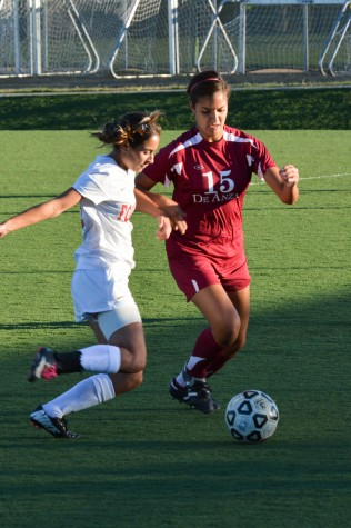 De Anza women's soccer battles Foothill to 2-2 tie