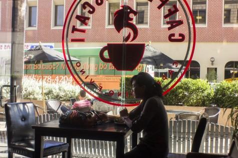 Caffe Frescati: A good study hub, hangout