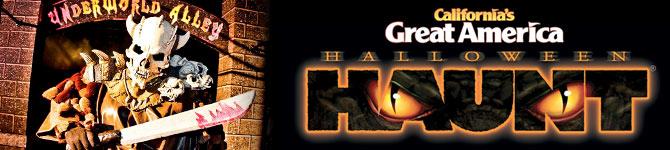 close - Halloween Haunt Schedule