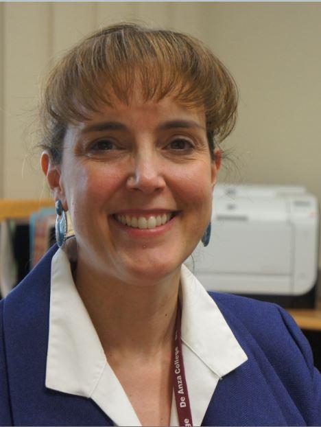 Susan Cheu, De Anza's new Vice President of Finance
