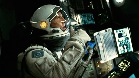 "Movie Review:  ""Interstellar"" first Oscar nomination for 2014?"