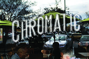 Feature. Cool Hangout: Chromatic Coffee