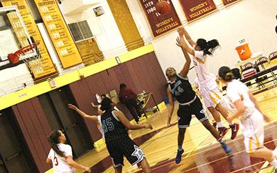 De Anza women's basketball wins in overtime