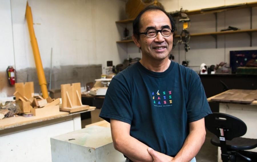 De+Anza+professor+sculpts+his+way+to+success