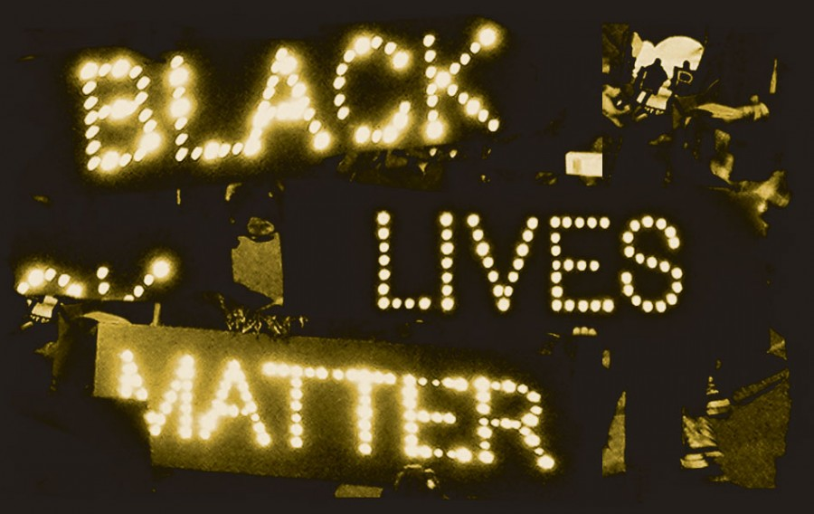 Black+Lives+Matter+sheds+light+on+issues+faced+by+African-American+communities