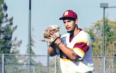 Alex Martinez: De Anza pitcher and MLB prospect