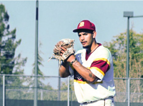 Alex Martinez: De Anza pitcher and MLB prospect
