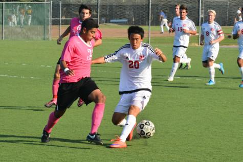 Dons draw in tight contest with Foothill College