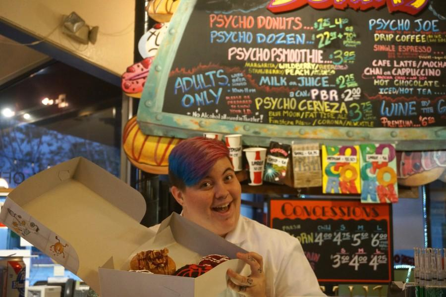 Psycho Donuts Review