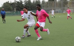 Men's soccer slaughters Ohlone College