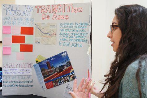 Vida Spring Quarter Project Fair: students discuss how to improve the community