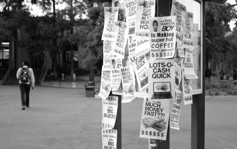 Scams on campus: students may get ripped off, administration needs to act