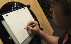 Animator Colton Machado brings his imagination to life