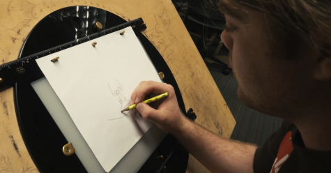 Animator Colton Machado brings his imagination to life