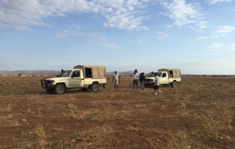 De Anza anthropology students excavate 16.5 million-year-old fossils in Kenya