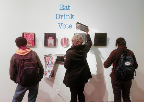 Euphrat faculty art show a success
