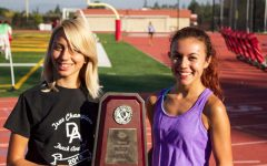 De Anza College track team breaks records at qualifying meet