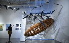 Euphrat Museum offers a dark, artistic perspective of American history, politics and culture