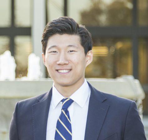 DASB Presidental Election Candidates: Dylan Kim