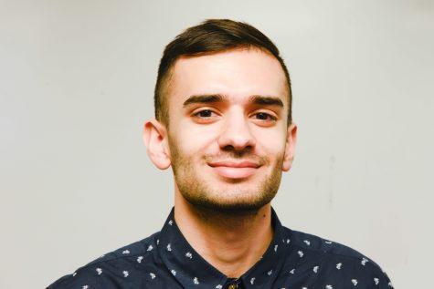 DASB Student Trustee: Elias Kamal