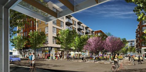 Out with the Oak, in with the new: Proposed Oaks' transformation a blessing