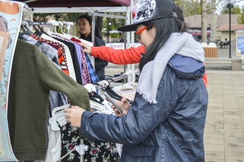 Clothing Swap needs more donations, participants