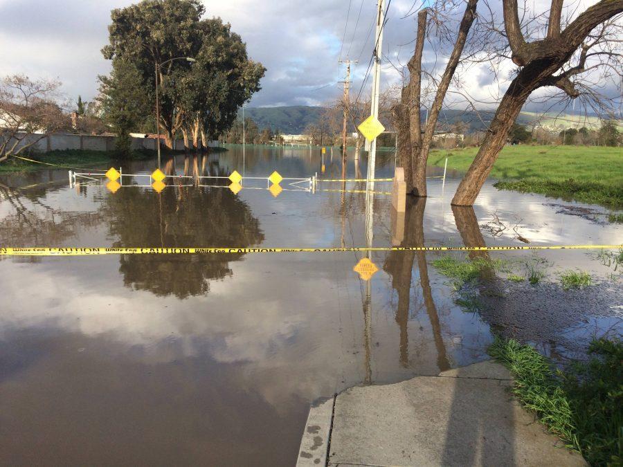San Jose flood destroys professor's house