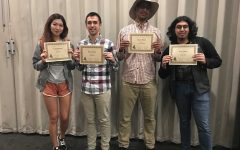 La Voz staff wins awards at journalism conference