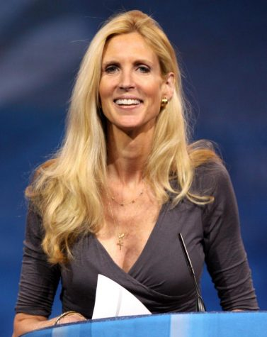 Potential disruption against Ann Coulter warranted