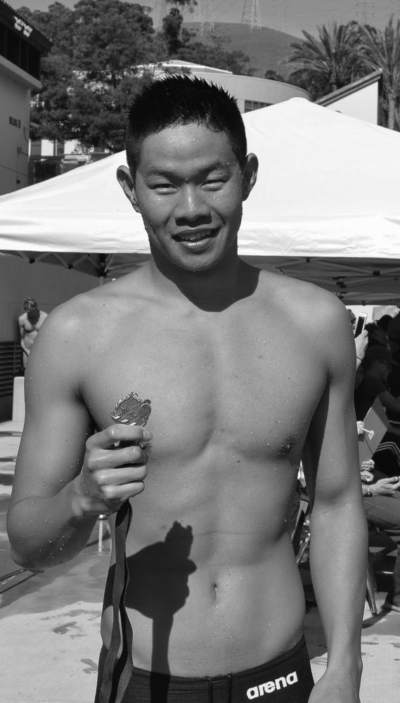 Chan: from Indian Ocean island to Olympic opportunity