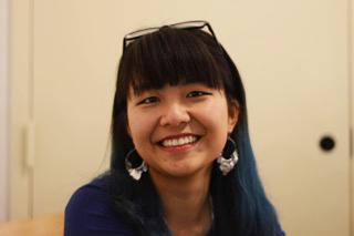 Chi Tran, 21, environmental economics and public policy major
