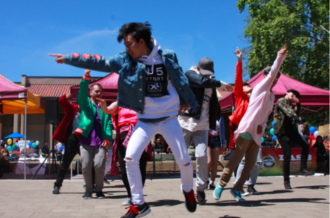 Clubs day features organizations and performances