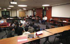 DASB Senate debates food committees, President leads meeting with storytime