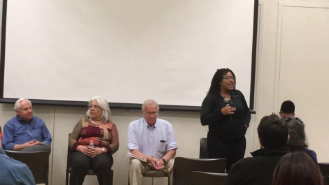 Panel discusses housing problems