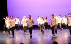 Dance students 'Revive, Resist, Rejoice' during De Anza College dance showcase