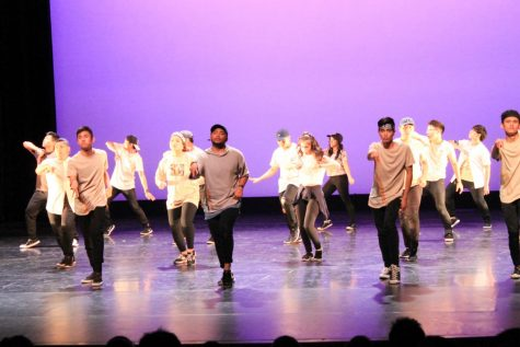 Dance students 'Revive, Resist, Rejoice' during De Anza College dance showcase
