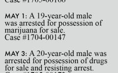 Four arrests on De Anza campus this quarter